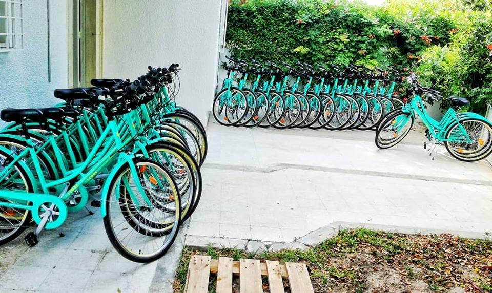 Flotte de vélos Le Lemon Tour